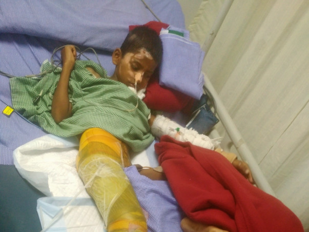 Help Shiva Shankar Recover From His Injuries