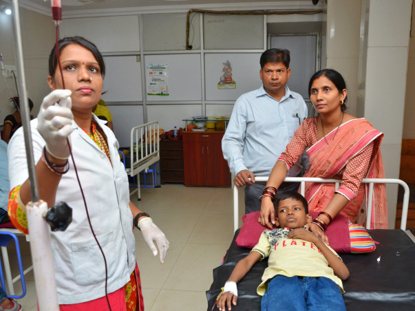 Life-saving blood transfusions have become deadly for Animesh now