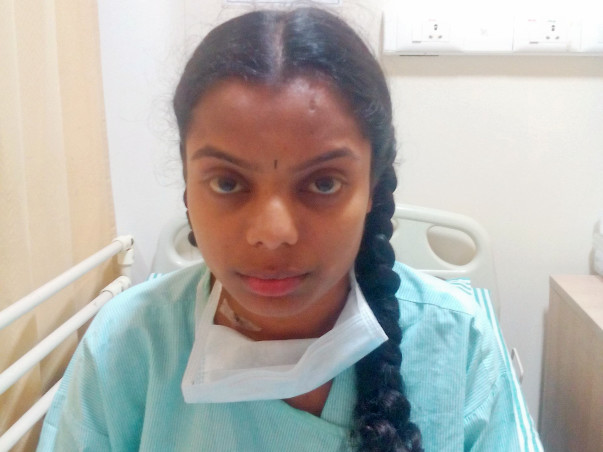 Save Rani from a sickle cell diesease