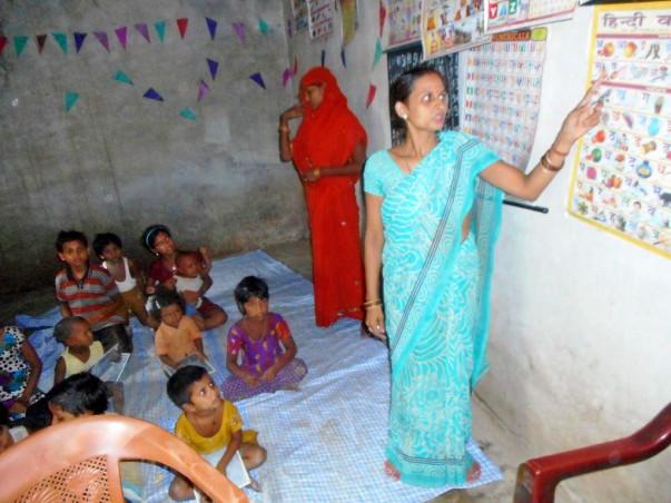 Creche Center For Underprivileged Children