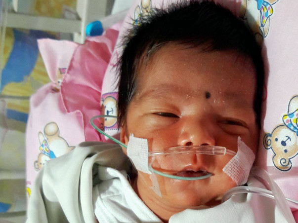 Help Baby Venice for Her Open Heart Surgery