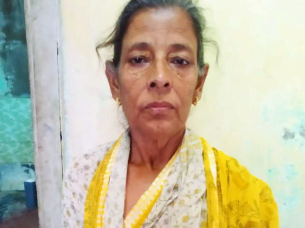 Help My Mother To Survive For Us