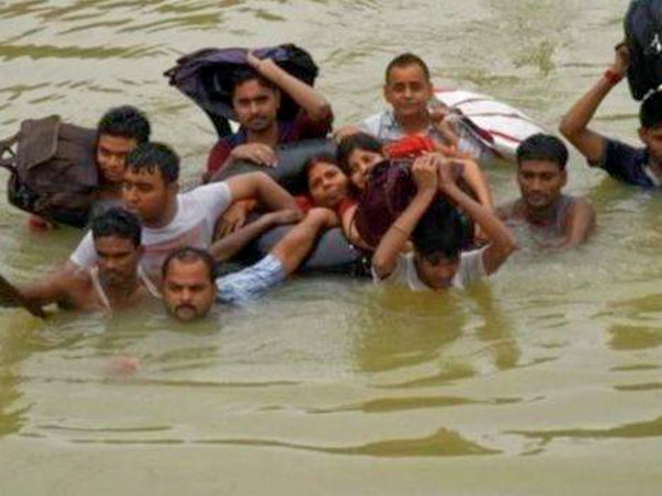 Araria Flood 2017: Relief Appeal #BiharFloods2017