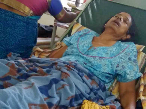 Cancer treatment for Garment Worker