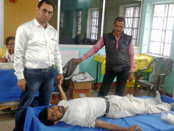TO SAVE CANCER PATIENT, THALASEMIA PATIENT, AND ARRANGE BLOOD DONATION