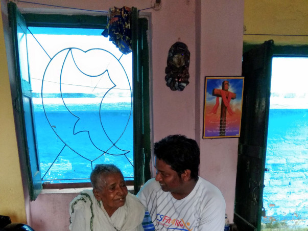 Help Us Run Turnstone Global's Old Age Home ln Barrackpore