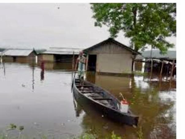 #Assam flood relief campaign
