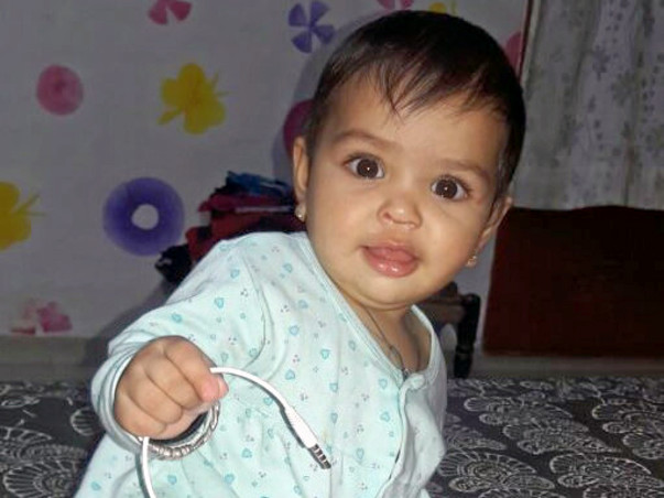 9 month old Viha needs your help to survive.