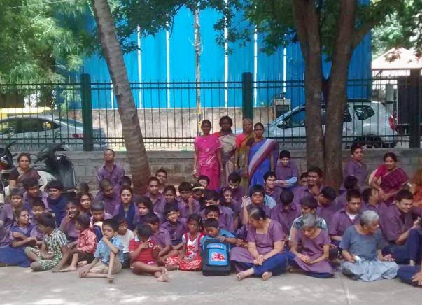Help Specially Abled Kids Of Navachetana #13MilesForPricelessSmiles