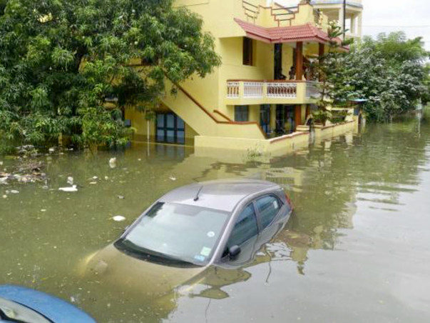 I am fundraising to support cuddalore Flood Relief