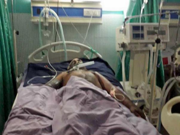 Help Sadashiv Vishwakarma For His Treatment