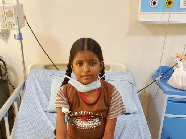 Help 11-Year-Old Somitha Fight Cancer