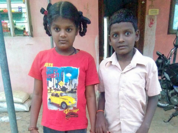 Help Poornima And Dinesh Recover From Global Development Delay