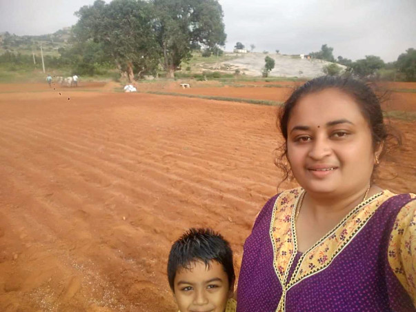 Shwetha is battling for her life after she buried her stepmother