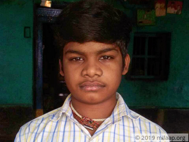 12-Year-Old Bleeds Uncontrollably Due To Blood Disease, Needs Help