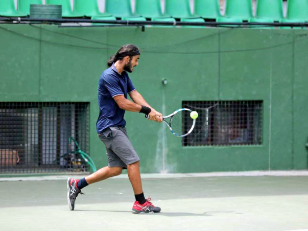 Help Paramveer Become The Best Tennis Player