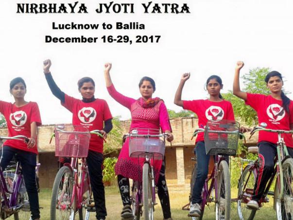 Awareness Campaign against Sexual Violence -  Nirbhaya Jyoti Yatra
