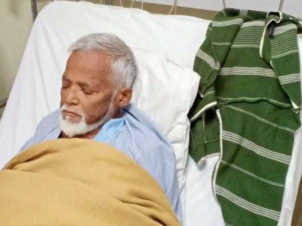 Help Abdul Rashid Get Back