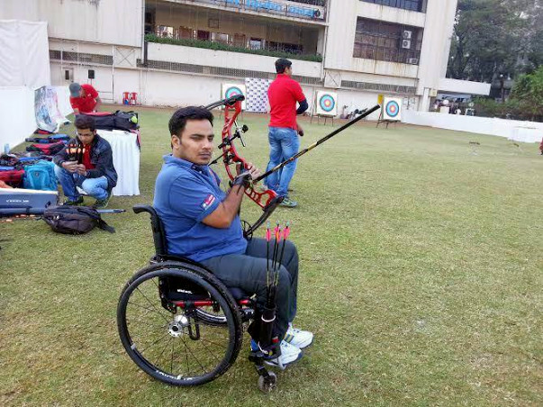 Help Adil fulfil his Asian Para Archery Championship dream