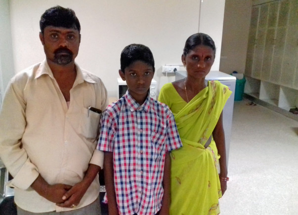 Help 11-year-old-Gurappa fight a severe heart disease