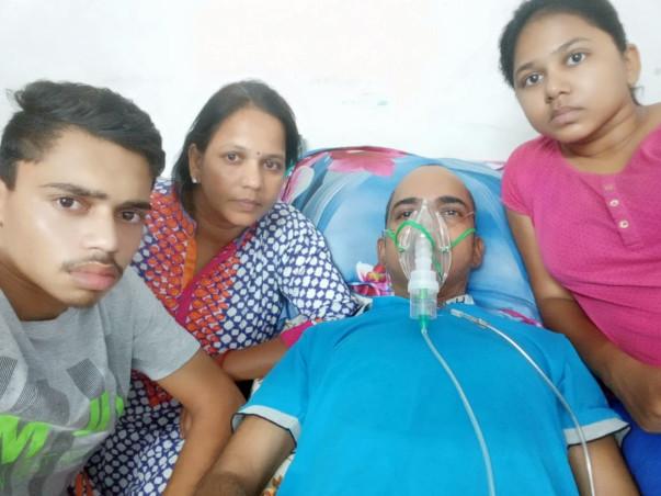 Help Jayesh Undergo Lung Transplant