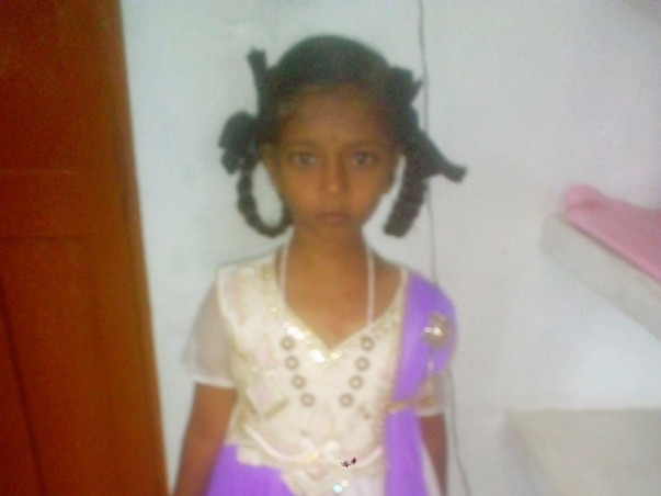 Help Nivitha Fight Growth Hormone Deficiency