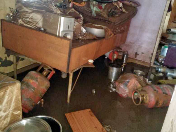 Help For Sangli Flood victims Recovery