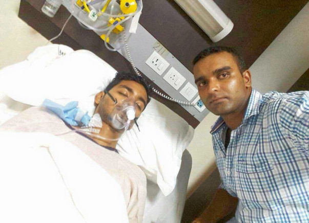 Help 21-year-old Nishant Undergo Small Bowel Transplant