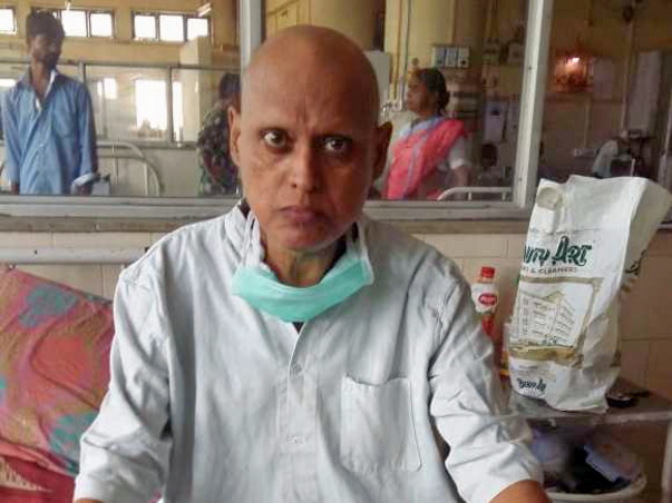 Help Shafique Fight Cancer
