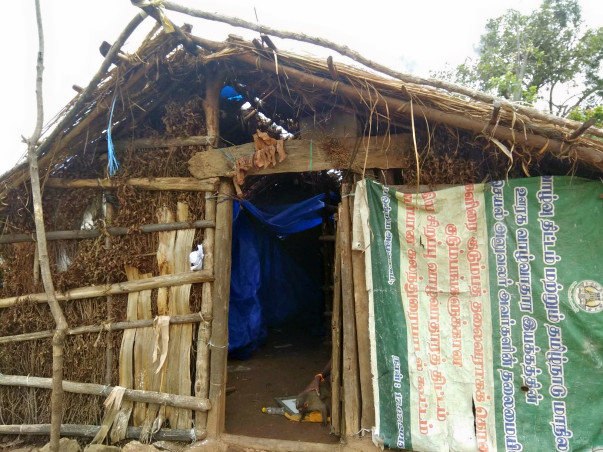 Help Us Construct Temporary Shelters for Gaja Victims