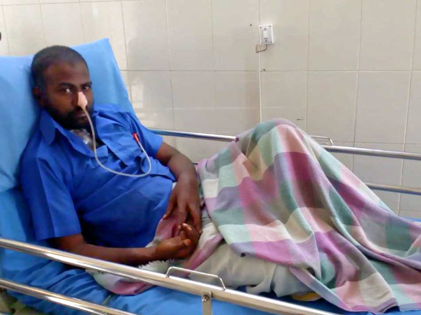 Help Maragathamani Recover From A Stroke