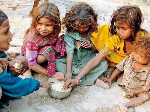 Meals for Underprivileged in Hyderabad on October