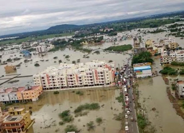 fundraising to help those affected by floods in chennai