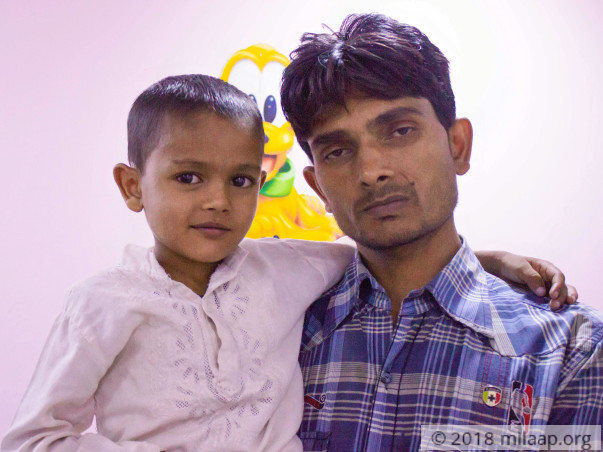 Laborer Is Desperate To Save 5-year-old From Deadly Heart Disease