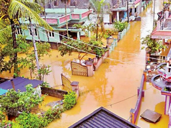 KODAGU( COORG) - HELP TO REBUILD LIVES OF FLOOD VICTIMS!