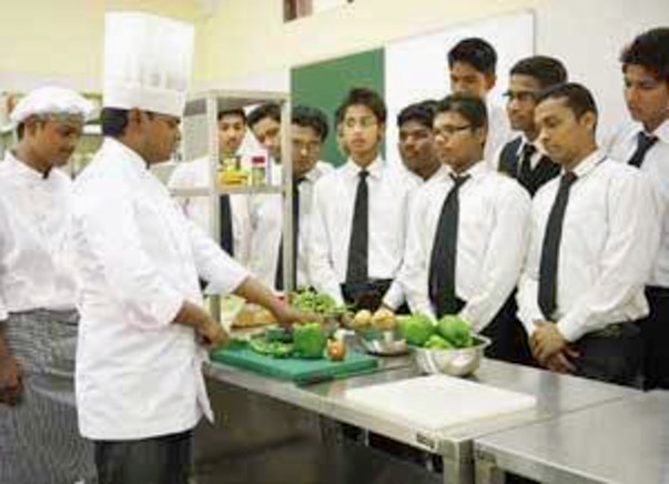Skilling youth for Hospitality Sector