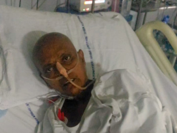 Help my mother Fight Cancer.Infections lungs Liver, and  heart failure