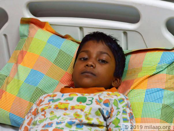 Help Arti Recover From Pulmonary Atresia