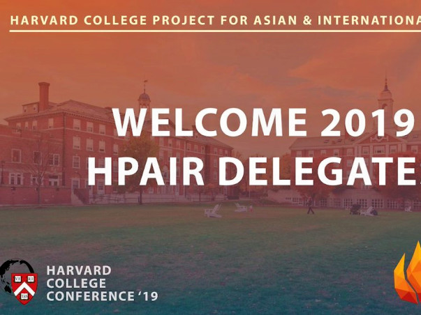 Help Vibhuti attend HPAIR 2019 Harvard Conference