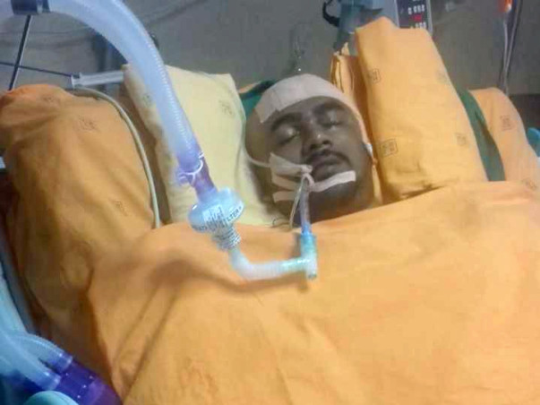 Help Santhana Muthu Recover from Severe Head Injury