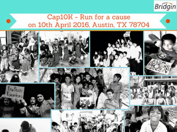 Cap10k Run for Education