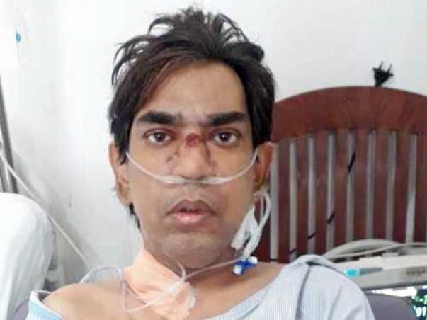 Help Ram fight multiple organ failure