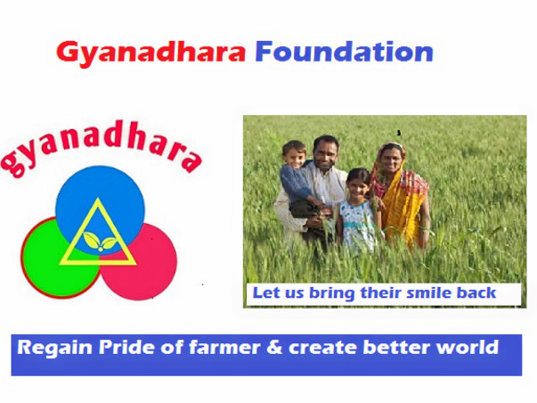 Help Farmers To Regain Pride  And Create Better World