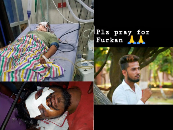 Brother of an RTE student,met with accident.Needs Urgent Medical help
