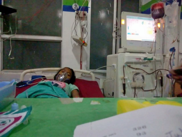 Help Juhi Undergo Kidney Transplant