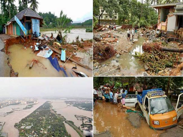 KERALA STATE FLOOD RELIEF - NEED URGENT HELP