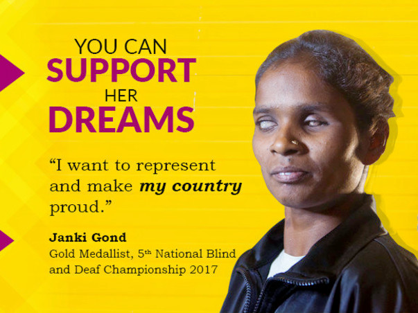 Help Janki represent India at International Judo Championship