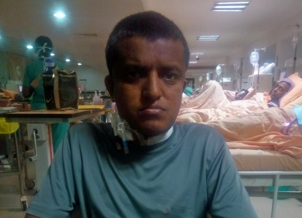 Please Help My Husband Get A Kidney Transplant Treatment