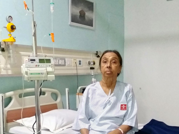 My Mother's Battle with Mutiple Myeloma-.Help my mum fight cancer