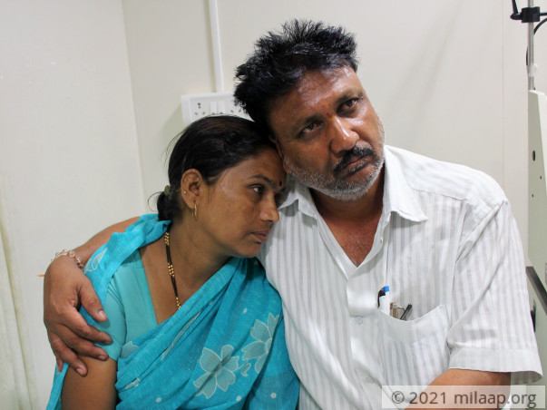 Daily Wager's Poverty Might Steal The Last Chance To Save Wife's Life